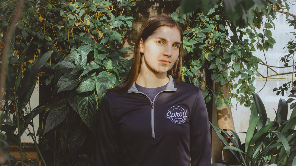 Sprott Athletic Quarter Zip