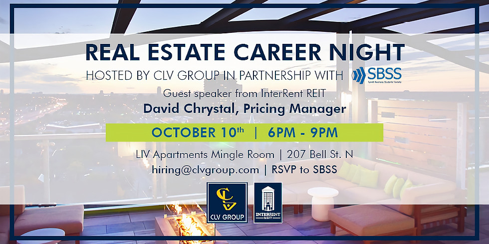 CLV Group Career Night