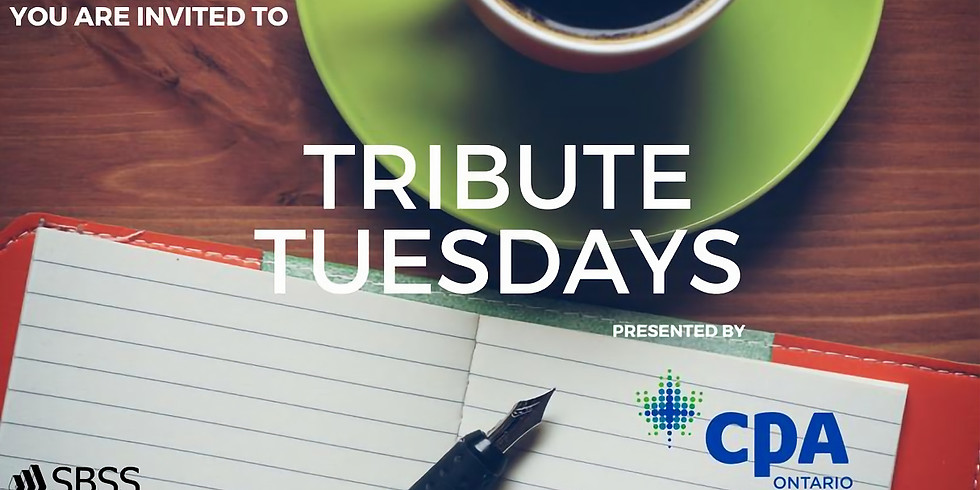 Tribute Tuesday #4