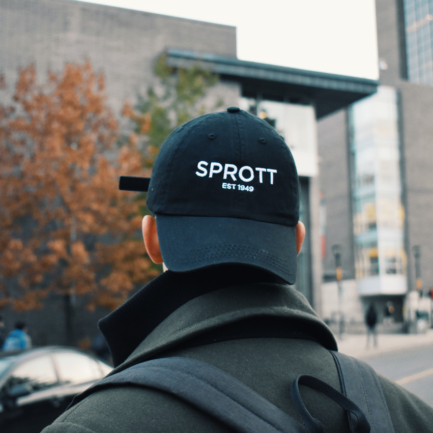 Sprott x Roots73 Dover Cap