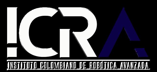 Logo instituto colombiano de robotica avanzada