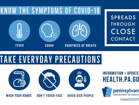 Coronavirus: Information and Resources