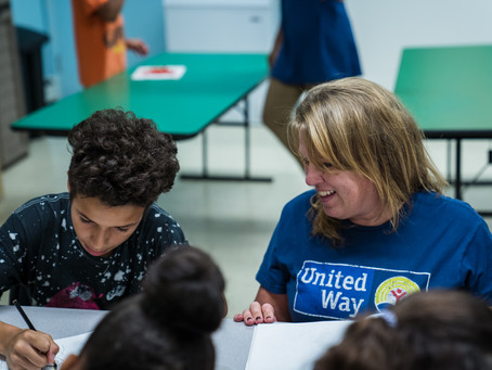 Why Give to United Way's Campaign?
