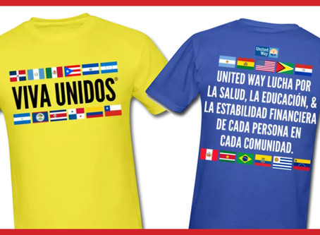 Celebrate Hispanic Heritage Month with Special Edition T-shirts