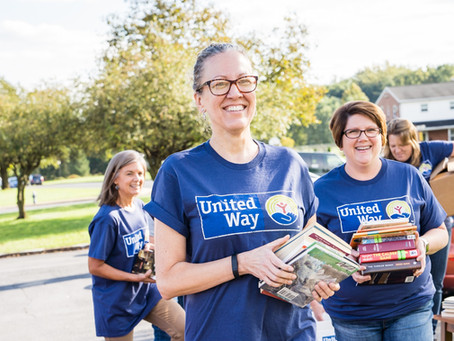 My United Way Experience: A Volunteer's Perspective