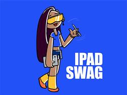 I-Pad girl
