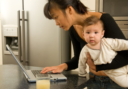 How Mompreneurs Manage Their Night Time Routines