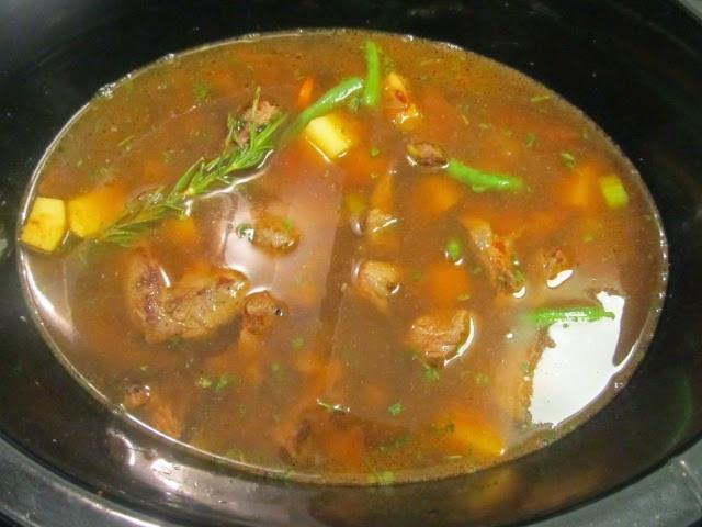 Crock-Pot Guinness Beef Stew