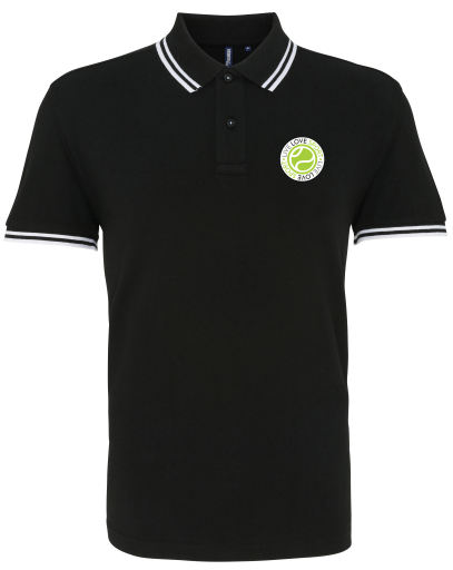 LLS Men's Classic Fit Tipped Polo