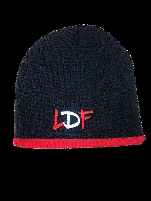LDF Red Rim Beanie