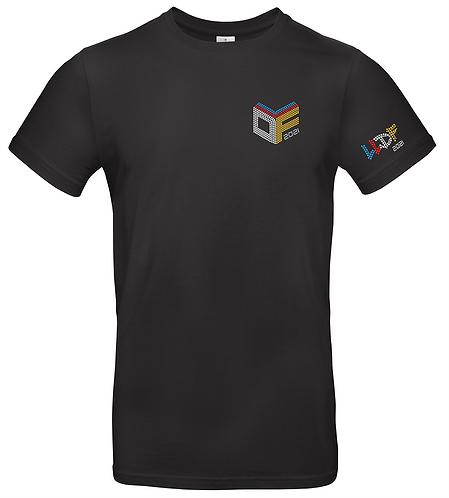 LLDF CUBE -  T-shirt (Rhinestone)