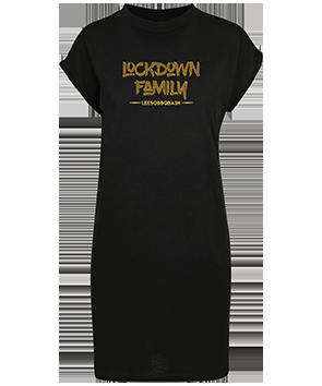 LockDownFamily DRESS - Rhinestone Designs
