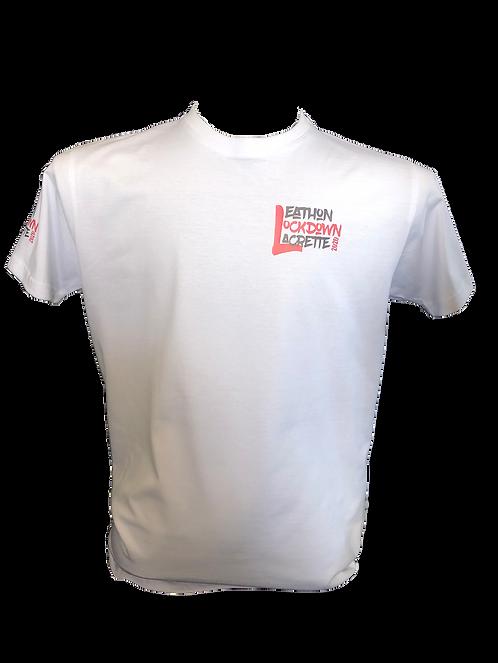Leathon Lockdown Lingo T-shirt