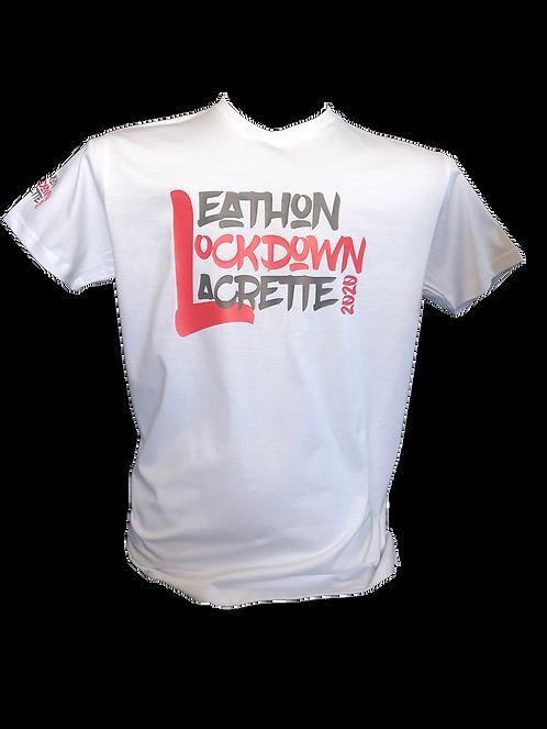 Leathon Lockdown Lacrette T-shirt