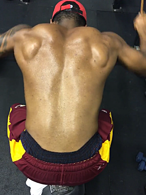 Five Minute Fitness: Back Attack