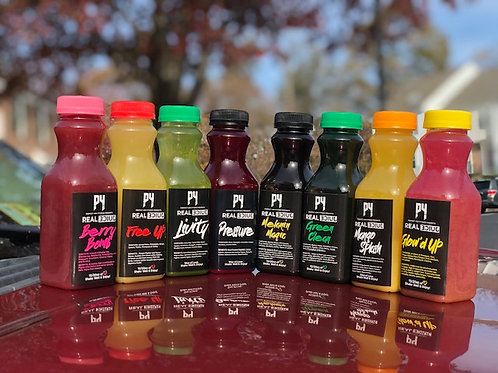 Real Juice Sample Pack