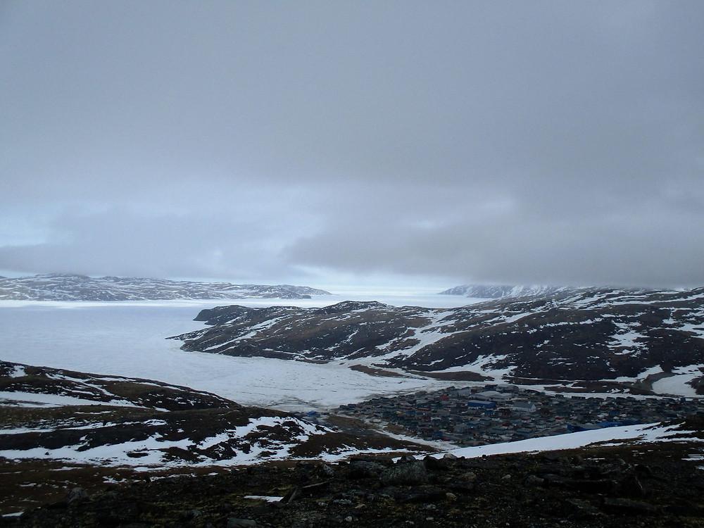 Photographie du fjord de Salluit (Nord-du-Québec) par Jean Désy