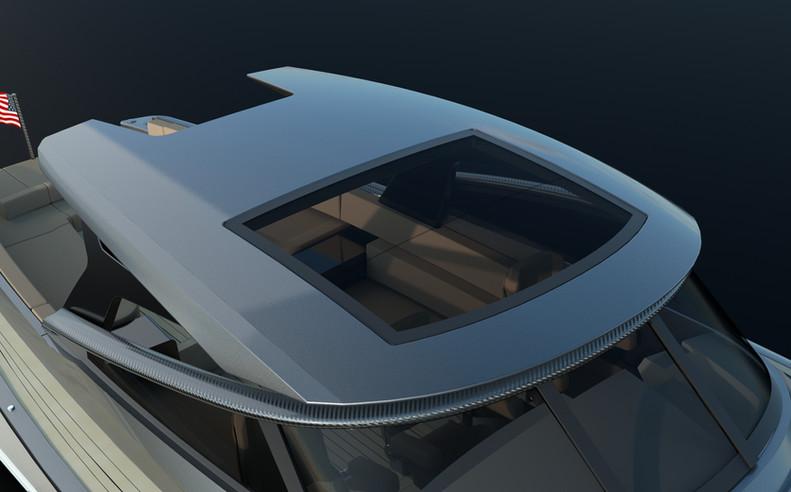 Cantu Design Custom Hardtop
