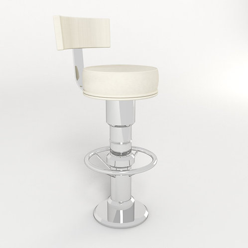 Traditional Style Bar Stool