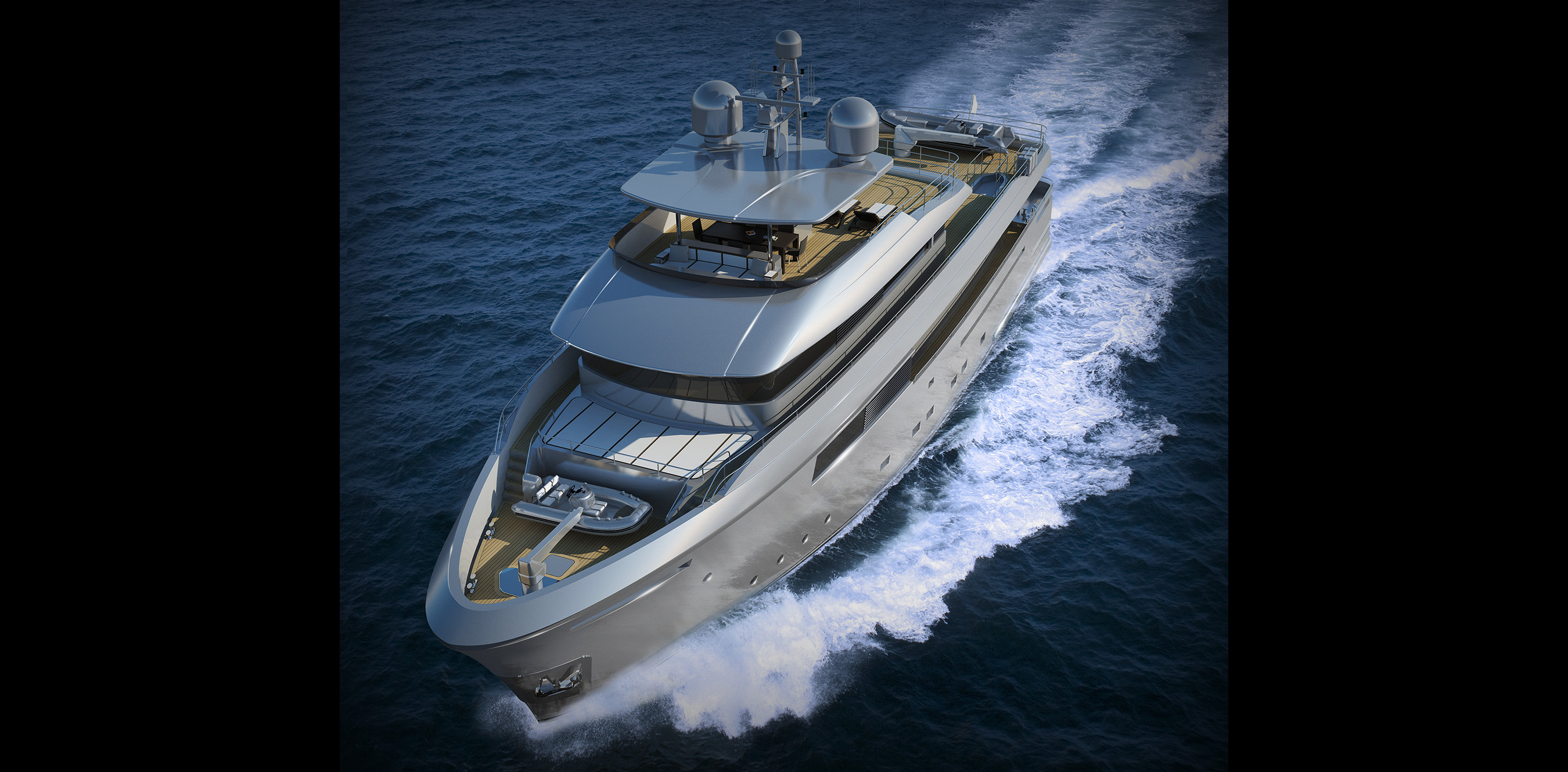 Kingship Expedition Yacht - Hydrotec