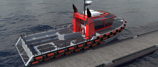 Snow and Company boat concept