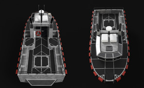 35' Crew Boat Alu visual