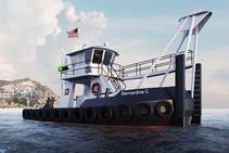 Curtain Workboat