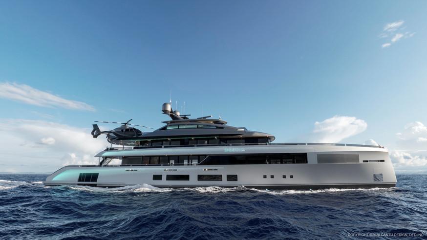 Cantu Design 51m Sinderella Profile