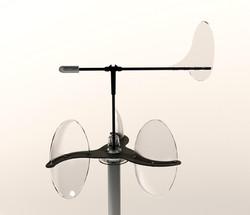 Anemometer by Barani Design