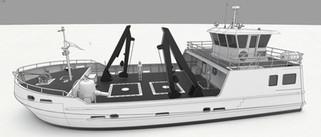 Snow and Company fishing vessel Conceptual Design