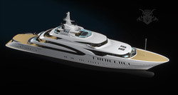"BJD Oceanco Concept ""Marlin"""