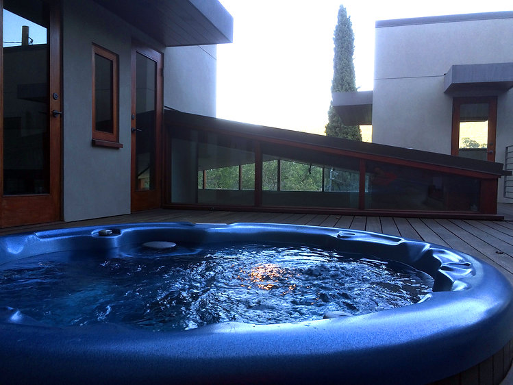 Hot Tub Electrical Installation