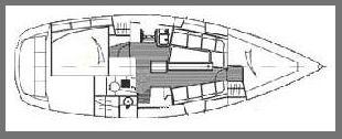 OVNI 345 A VENDRE FOR SALE GAELNAUTISME