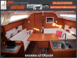 BAVARIA-37-CRUISER-A-VENDRE