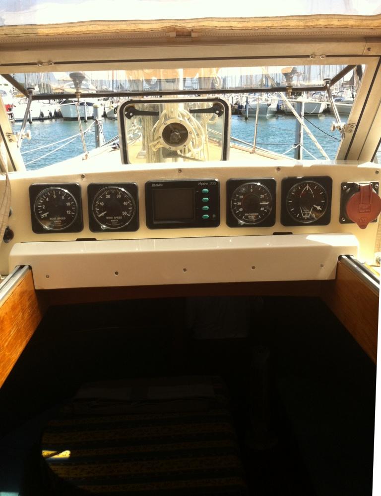 Cockpit répétiteurs 1