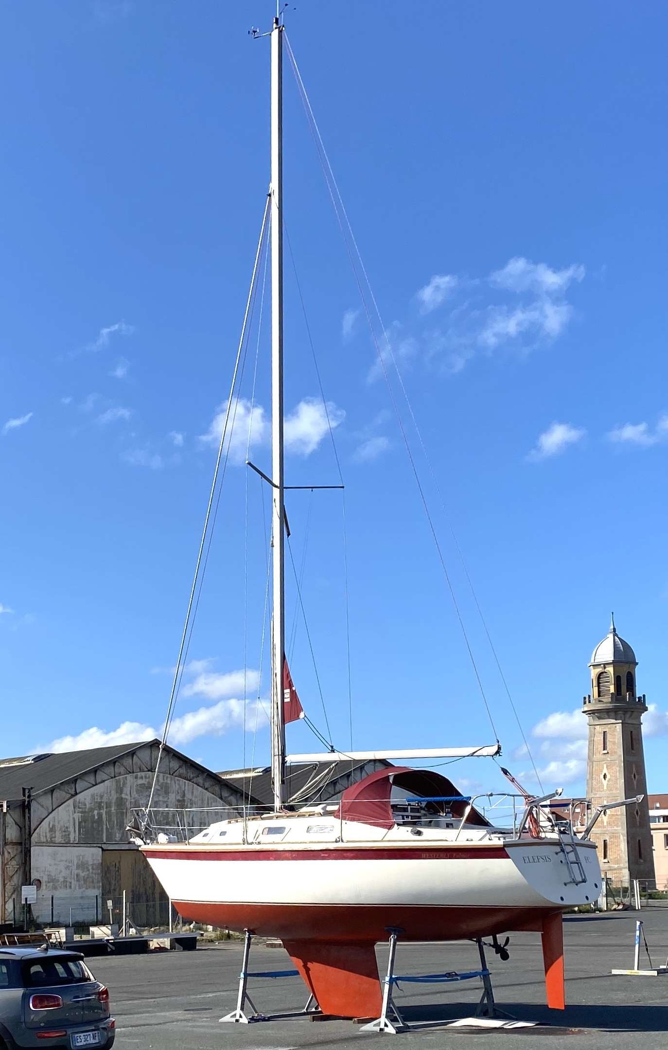 WESTERLY FULMAR 32 A VENDRE