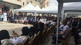 Kuwaiti charity provides vocational training for Syrian refugees in Turkey