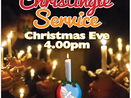 Sing Christingle!
