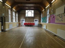 The empty Hall
