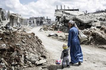 Avrupalı kuruluşların ortak raporuna göre 2018 yılında bir buçuk milyon mülteci Suriye'ye geri d