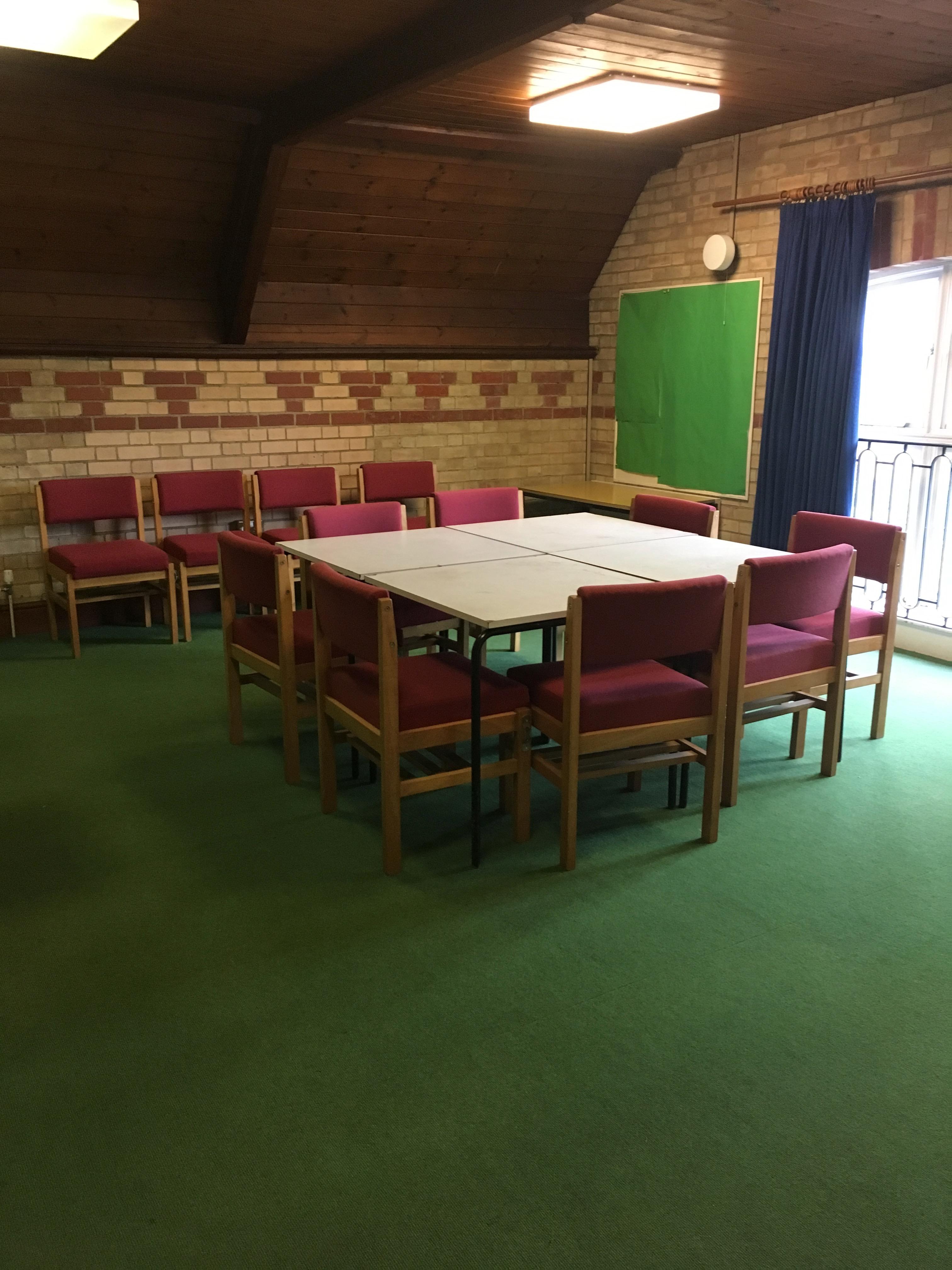 St Georges Winston Room