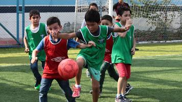 Türk futboluna mülteci aşısı