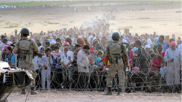 Turkey has stopped registering Syrian refugees, say human rights group