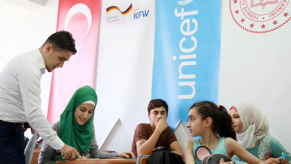 Turkey: Teacher for Syrian refugee children