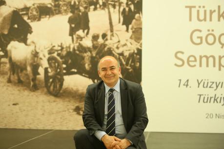 HUGO Müdürü Doç. Dr. Murat Erdoğan