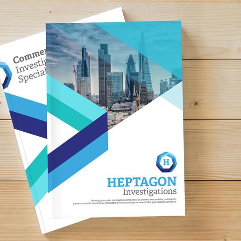 Heptagon Investigations Brochure