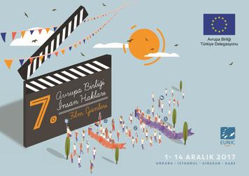 7. Avrupa Birliği İnsan Hakları Film Günleri bu yıl mülteci sorunlarını merkeze koyarak başlıyor