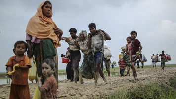 UN backs Turkey's request for Rohingya Muslims