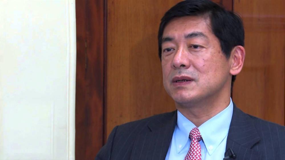 Japanese Ambassador to Turkey Akio Miyajima