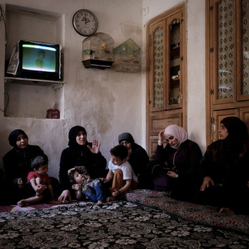 Sexual health education offers Syrian women the chance of a better life